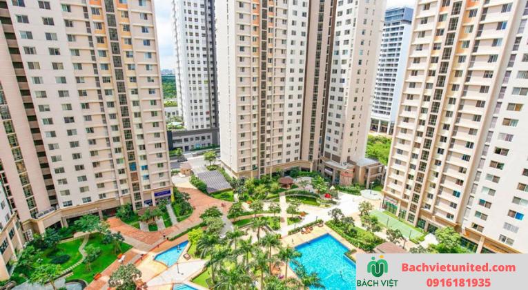 Đo đạc căn hộ dự án chung cư Emperia An Phú quận 2