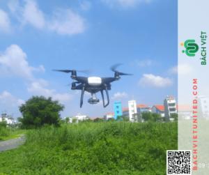 Khảo sát địa hình Thanh Hóa bằng Flycam