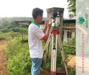 Khảo sát địa hình Thái Nguyên bằng Flycam