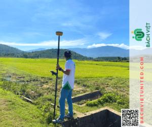 Khảo sát địa hình Quảng Nam và Quảng Ngãi