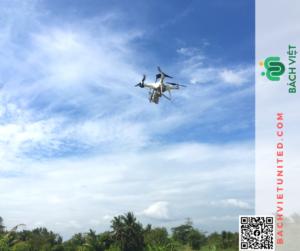 Khảo sát địa hình Bắc Kạn bằng Flycam
